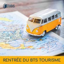 BTS TOURISME ETUDIS