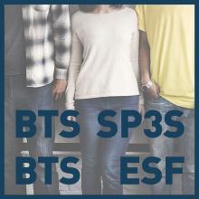 BTS SP3S BTS ESF ETUDIS